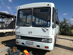 2002 HINO 50 seater bus for sale