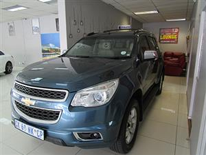 2014 Chevrolet TRAILBLAZER Trailblazer 2.8D 4x4 LTZ