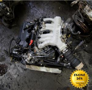 NISSAN SANI 3.0L V6 STRAIGHT FIT VG30 USED ENGINE