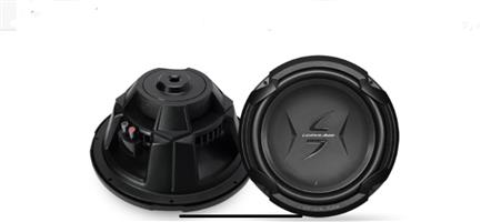 Lightning audio subs x2 10 inch