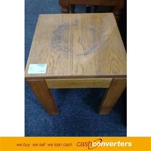 Table Wood Side