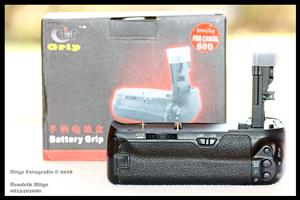 BG-E9 Battery Grip for Canon EOS 60D