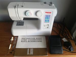 Finesse by Janome Sewing Machine