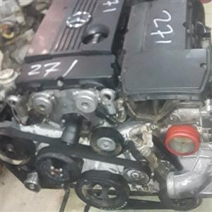 Merc w203 271 engine for sale