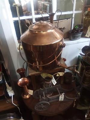 Brass brewer for sale