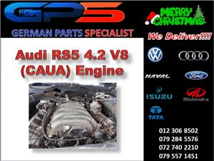 Audi RS5 4.2 V8 (CAUA) Engine for Sale