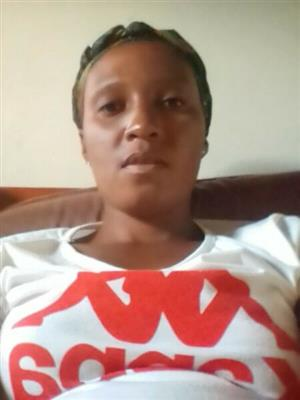 Noma(30)Mature, experience and God fearing lady seeks stay Out/Part time Asap