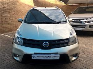 2014 Nissan Grand Livina 1.6 Acenta