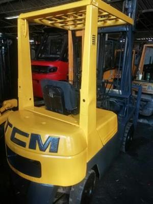 TCM 1.8 Ton Petrol Forklift