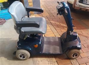 Medop HS 360 mobility scooter in very good condition