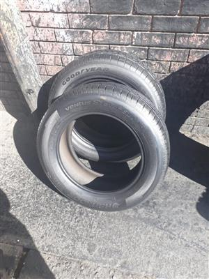 235/60R18 Second Hand Passenger Tyres For Sale