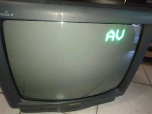 LG Goldstar 51cm box/tube tv with remote, for sale | Junk Mail