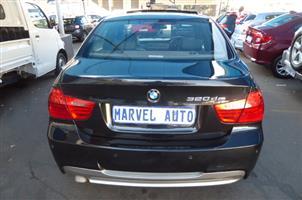 2011 BMW 3 Series 320d Sport Line sports auto
