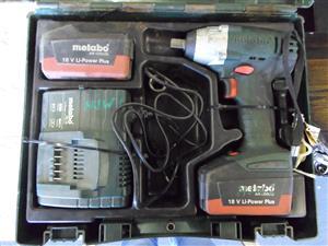 Metabo 18V Li-Power Plus Cordless Drill