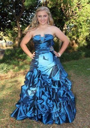 Beautiful night gown/ matric farewell dress