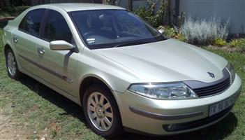 2003 Renault Laguna coupé V6