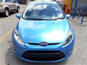 2009 Ford Fiesta 1.6i 3 door Trend