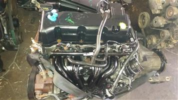 Ford Rocam 1300 8V Engine # A9A / A9B