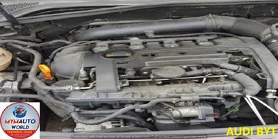 USED SECOND HAND LOW MILEAGE QUALITY ENGINES  - AUDI A3 1.8 TFSI BYT