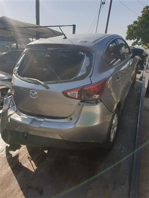 Mazda 2 Spare parts