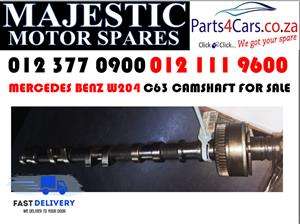 Mercedes benz W204 C63 camshaft for sale