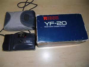RICOH YF-20 CAMERA