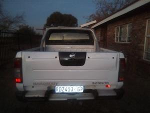 2005 Nissan Hardbody 3.0 16V TD KingCab 4x4