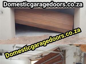 Garage doors repairs/ repaired professionally