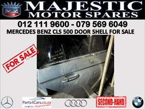 Mercedes benz CL500 door shell for sale