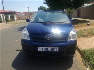 2012 Toyota Verso 1.6 S