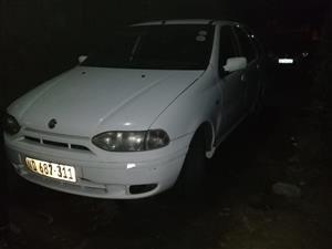 2002 Fiat Palio 1.6 ELX 5 door