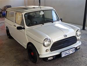 1968 Mini Traveler - SPOTLESS