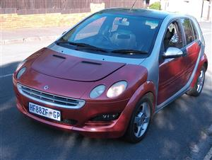 2005 Smart Forfour forfour 1.5 Passion