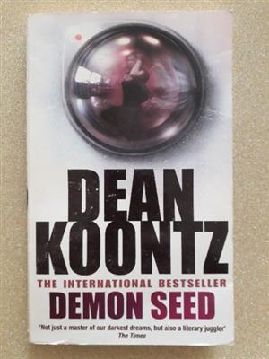 Demon Seed - Dean Koontz.
