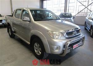 2011 Toyota Hilux double cab HILUX 4.0 V6 RAIDER 4X4 A/T P/U D/C