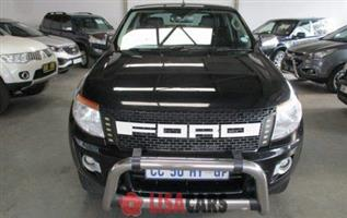 2012 Ford Ranger double cab RANGER 3.2TDCi XLT 4X4 P/U D/C