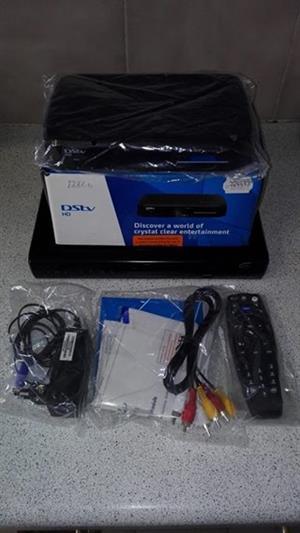 DSTV HD PVR 2P , DSTV HD MODEL 4U & SATELITE DISH