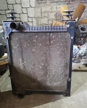 Volvo Bl71. Bl61 radioter and in perfect condition