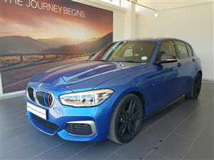 2017 BMW 1 Series M140i 5 door Edition Shadow sports auto