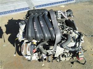 NISSAN TIIDA/MICRA 1.5L Engine