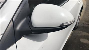 Chevrolet Cruze 1.4T Right Hand Door Mirror