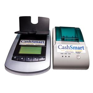 CS 7155 note & Coin counter -Printer optional extra