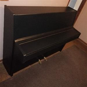Black Otto Bach Piano in exellent condition