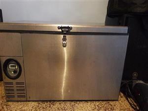 camping fridge