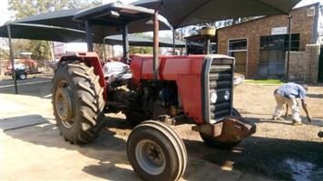 Massey Ferguson (MF) 290 4X2 Pre-Owned Tractor