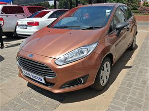 2016 Ford Fiesta 1.4i 5 door
