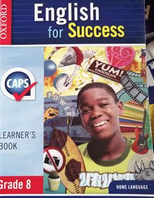 Grade 8 Textbooks (Very Good condition)