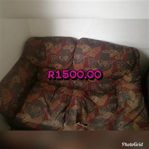 Old 2 seater couch for sale