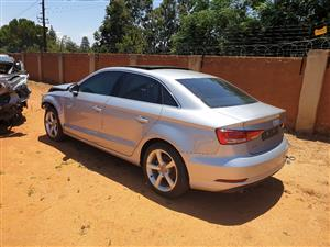 2017 AUDI A3 1.4 STRIPPING AS SPARES