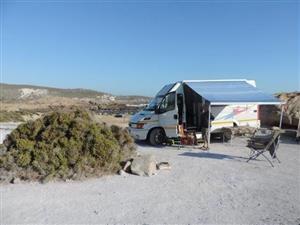 Custom Motorhome 2004 Iveco Daily 50C13 2.8TD sleeps2 many extras. Climb in and go on Safari